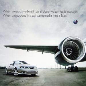 Saab-Turbine